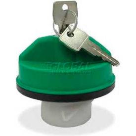 Stant Green Diesel Only Locking Fuel Cap - 10591D - Pkg Qty 2