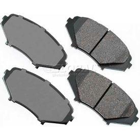 Akebono® Pro-ACT Series Ultra Premium Ceramic Disc Brake Pads - ACT1009