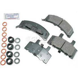 Akebono® Pro-ACT Series Ultra Premium Ceramic Disc Brake Pads - ACT369
