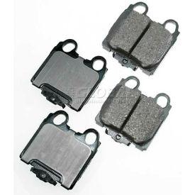 Akebono® Pro-ACT Series Ultra Premium Ceramic Disc Brake Pads - ACT771