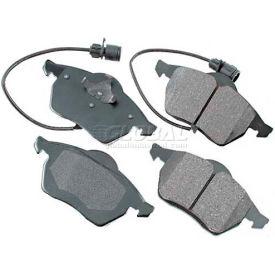 Akebono® Euro Series Ultra Premium Ceramic Disc Brake Pads - EUR555