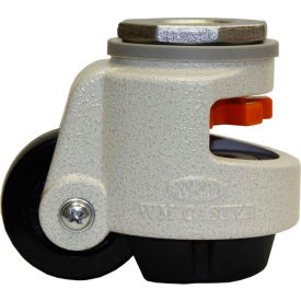 WMI® Leveling Caster WMPIN-100S - 825 Lb. Capacity - Stem Mounted
