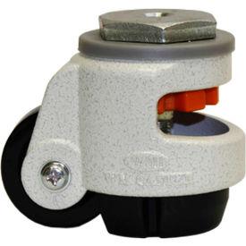 WMI ® Leveling Caster WMPIN-40S - 60 Lb. Capacity - Stem Mounted