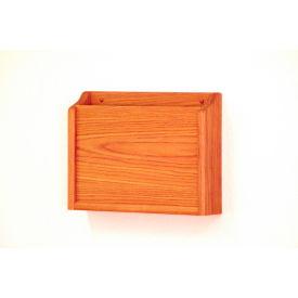 HIPPAA Compliant Chart Holder - Medium Oak