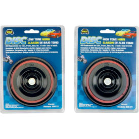 WOLO Disc Horn, Universal Replacement - Low Tone - 300-2T