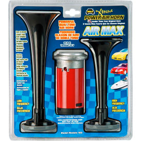 WOLO Air Max Air Horn, Black - 402