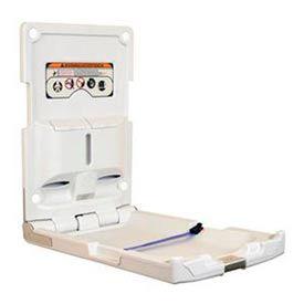 World Dryer DryBaby Changing Station - Vertical - ABC-300V