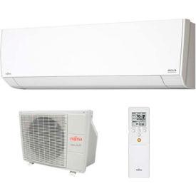 Fujitsu General Halcyon 12RLFW1 Ductless Split AC w/ Heat Pump, 12,000 BTU, 22 SEER, 208/230V