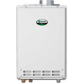 AO Smith Tankless Water Heater Non-Condensing Indoor 140,000 BTU Natural Gas