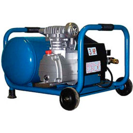 Eagle 523036L, 3 HP, Hand Carry, 5.2 Gallon, Hot Dog, 125 PSI, 6.7 CFM, 1-Phase 115V by