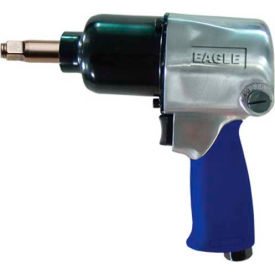 """Eagle Professional Grade 1/2"""" Air Impact Wrench With Extended 2 Anvil EGA-122"""