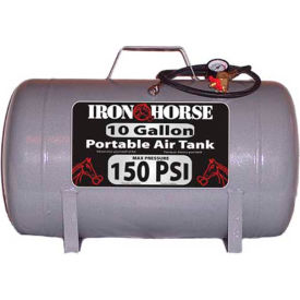 Eagle Portable Air Tank IHCT-10, 10 Gal, 150 PSI