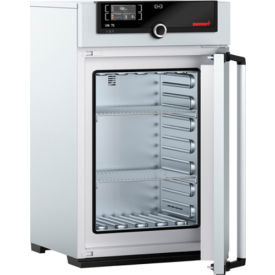 Memmert UN 75 Universal Oven, Natural Gravity Convection, Single Display, 115 Volt, 74 Liters