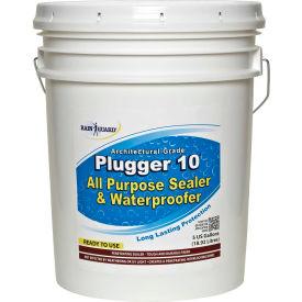 Plugger 10 Clear Acrylic Flat Sheen Surface Sealer, 5 Gallon Pail 1/Case - CR-1505