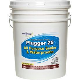 Plugger 25 Clear Acrylic Flat Sheen Surface Sealer, 5 Gallon Pail 1/Case - CR-1526