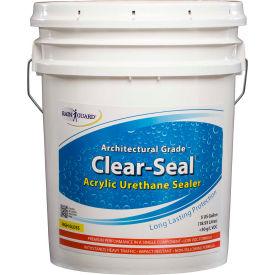 Clear Seal High Gloss Urethane/Acrylic Surface Sealer 5 Gallon Pail 1/Case - CU-0105