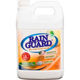 Wet Look High Gloss Water Sealer, Gallon Bottle 4/Case - TPC-0201CS