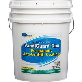 VandlGuard One RTU Anti-Graffiti Non-Sacrificial Coating, 5 Gallon Pail 1/Case - VG-7002