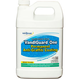 VandlGuard One RTU Anti-Graffiti Non-Sacrificial Coating, Gallon Bottle 4/Case - VG-7003CS