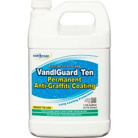 VandlGuard Ten RTU Anti-Graffiti Non-Sacrificial Coating, Gallon Bottle 4/Case - VG-7007CS
