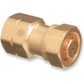 Brass Cylinder Adaptors, WESTERN ENTERPRISES 317