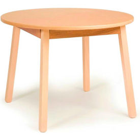 Whitney Brothers Round Children's Table by
