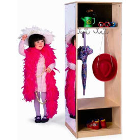 Whitney Brothers Wardrobe With Mirror