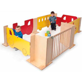 Whitney Brothers Toddler Play Space Set