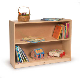 Whitney Brothers 2 Shelf Space Saver Bookcase