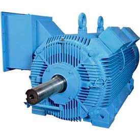 Hyundai Medium Voltage Motor HT350-12-5009RB, TEFC, 5009, 350 HP, 1200 RPM, 49.4 FLA, RB