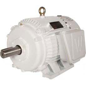 Worldwide Electric Oil Well Pump Motor WO7.5-12-254T, TEFC, Rigid, 3 PH, 254T, 230/460/796V, 7.5 HP