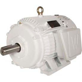Worldwide Electric Oil Well Pump Motor WO75-12-444T, TEFC, Rigid, 3 PH, 444T, 230/460/796V, 75 HP