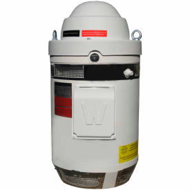 Worldwide Electric, WVHS125-18-460-405TP-DB-16.5, VHS Motor, 125HP, 1800RPM, 405TP, 460V, WPI