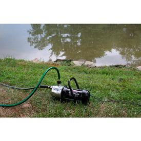 Wayne PLS100 Portable Stainless Steel Water Sprinkling Pump 1 Horsepower
