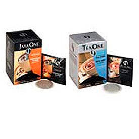 Tea One® Single Cup Tropical Citrus Green Tea Pods, 14/box