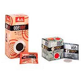 Melitta® Buzzworthy Coffee Pods, Regular, 0.3 oz., 18 Pods/Box