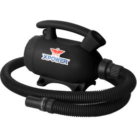 XPOWER Multi-Use Electric Duster/Dryer/Air Pump/Blower, 2 HP - A-5