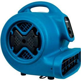 XPOWER Stackable Air Mover, 4 Positions 3 Speeds 1/2 HP - P-630