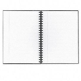 Royale® Business Notebooks, Hardcover, 96 Sheets, 10-1/2 x 8