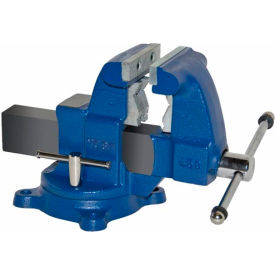 "Yost 4-1/2"" Tradesman Combination Pipe & Bench Vise - Swivel Base"