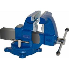 "Yost 5-1/2"" Tradesman Combination Pipe & Bench Vise - Swivel Base"
