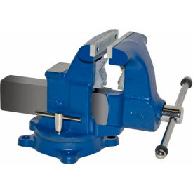 "Yost 6-1/2"" Tradesman Combination Pipe & Bench Vise - Swivel Base"