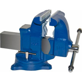 "Yost 8"" Tradesman Combination Pipe & Bench Vise - Swivel Base"