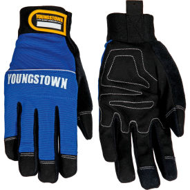 High Dexterity Performance Work Glove - Mechanics Plus - Large