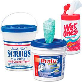 Wet Ones® Antibacterial Moist Towelettes, 40/Dispenser - PLX04703