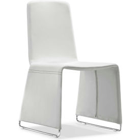 Nova Dining Chair White