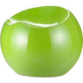 Drop Stool, Green