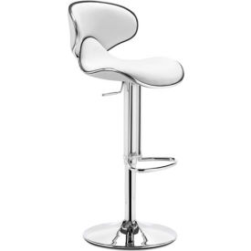 Fly Barstool, White