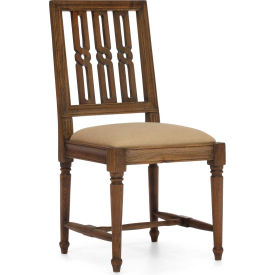 "Zuo Modern Excelsior Chair, 37-3/8""H, Elm Wood Frame, Distressed Natural by"