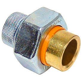"1-1/2"" Copper Sweat Dielectric Union"